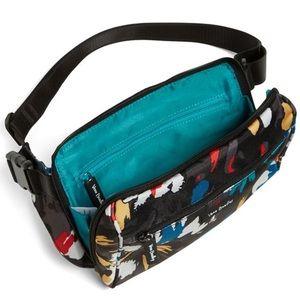 🖤💙🖤 Vera Bradley Lighten Up Belt Bag 🖤💙🖤